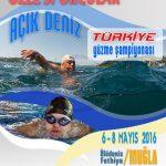 Türkiye Özel Sporcular Federasyonu Açık Deniz Türkiye Yüzme Şampiyonası, Sadettin Saran, Yeşim Salkım ve Sinan Akçıl'ın da katılımıyla ilk defa Fethiye Ölüdeniz'de düzenlenecek