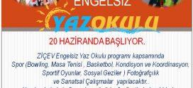 Ankara Şubemizin Engelsiz Yaz Okulu Açıldı!