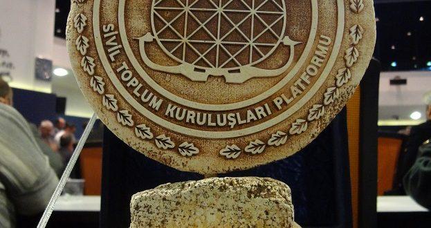 """Genel Başkanımız Ülay Karakoç'a """"Üstün Hizmet Başarı Ödülü""""…"""