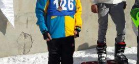 Kayak Şampiyonasında Erkeklerde 3.lük Sevgili Hasan'ımızın…