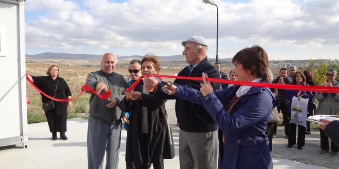 27 Ekim 2015 : ZİÇEV Ankara'nın yeni depoları var!