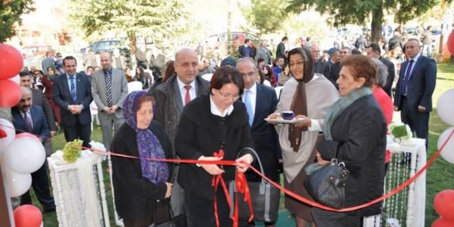 25 Kasım 2014 : Niksar Şubemizin Yeni Binası Törenle Hizmete Açıldı