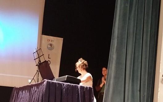 Samsun Şubemiz öğrencilerinden Evrim Ak, piyano dinletisiyle ODTÜ LODOS Topluluğunun etkinliğinde ayakta alkışlandı