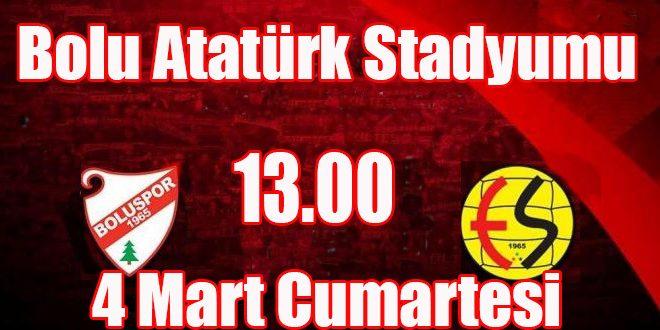 ZİÇEV Bolu Şubemizin Öğrencileri, 4 Mart 2017 Cumartesi günü Boluspor-Eskişehirspor Maçının Seremonisinde yer alacak!