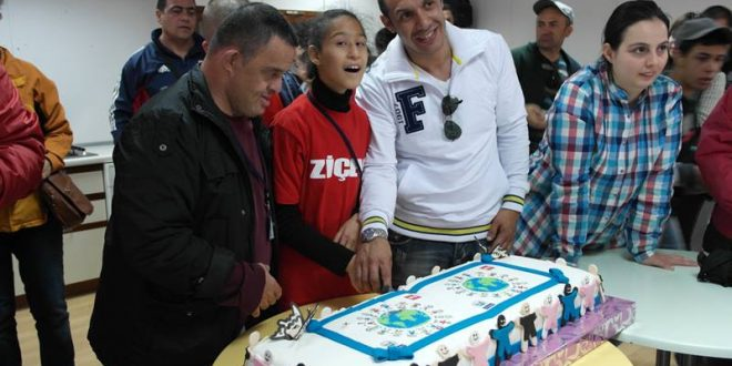 15 Nisan 2014 : ATU Personeli bahara ZİÇEV'de merhaba dedi
