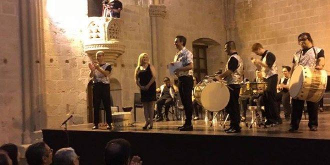 ZİÇEV Mersin Ritim Grubumuz, 21.Kuzey Kıbrıs Uluslararası Bellapais Müzik Festivali'nde sahnedeydi!