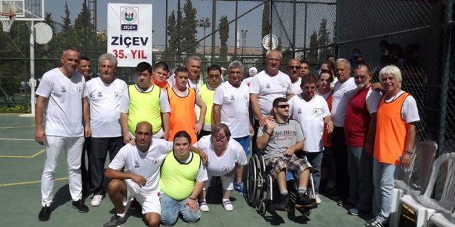 ZİÇEV Antalya'nın Engelsiz Kalpler Spor Şenliği harika geçti!