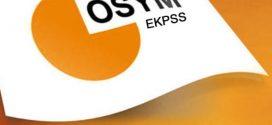 Engelli Kamu Personel Seçme Sınavı EKPSS 2018 başvuru tarihleri belli oldu