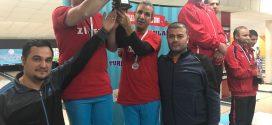 TÖSSFED Bowling Şampiyonasına şubelerimizden 9 spor kulübümüz katıldı; Türkiye 2.liği de dahil pek çok madalya aldık