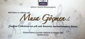 Sevgili Ankara'lılar, hepinizi 12 Nisan 2018 Perşembe akşamı Vakfımız yararına düzenlenen Senfoni Orkestrası Konseri'ne bekliyoruz!