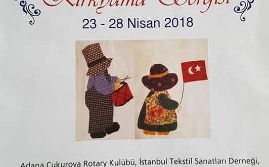Sevgili Adanalılar, Vakfımız yararına düzenlenen Kırkyama Sergisi 28 Nisan 2018'e kadar gezilebilir. Bekliyoruz!