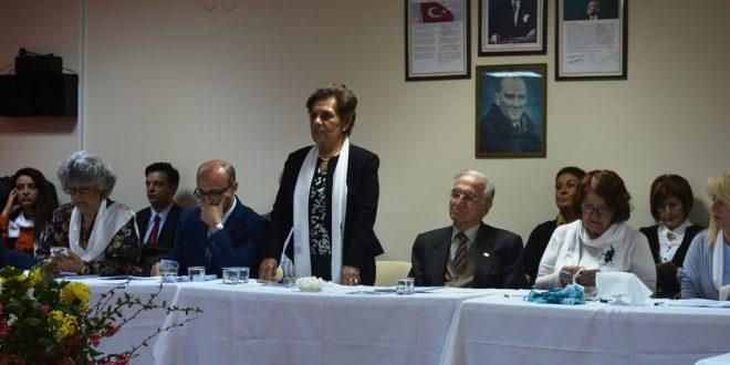 Genel Kurul Toplantımız ve Yeni Yönetim Kurulu'muzun Seçimi 31 Mart 2018 tarihinde gerçekleştirildi