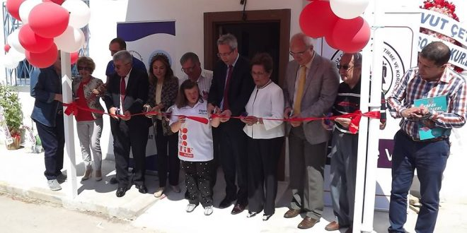 14 Mayıs 2018'de, AZEV'in destekleriyle yenilenen ZİÇEV Antalya binasının açılışını gerçekleştirdik