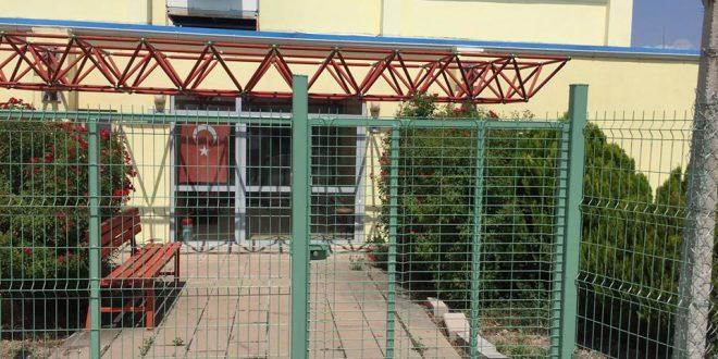 Dış kapılarımız yenilendi, ZİÇEV Merkez kampüsümüz artık daha da güvenli…