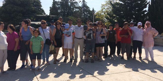 ZİÇEV, 18-24 Eylül 2018 tarihleri arasında Mersin Silifke Kapızlı Gençlik Kampında eğleniyor