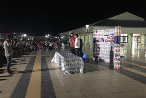 """19 Eylül 2018'de ZİÇEV'in Silifke Kapızlı Gençlik Kampı'na TRT """"Stadyum""""dan Sürpriz Ziyaret"""