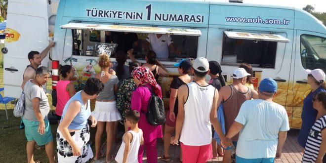 Nuh'un Ankara Makarnası, ZİÇEV'in Kapızlı Gençlik Kampında Makarna Festivali düzenledi!