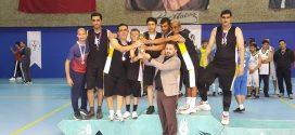 ZİÇEV Ankara-Antalya Karma Basketbol Takımımız, 2 Ekim 2018'de Akdeniz Bölge Şampiyonu oldu!