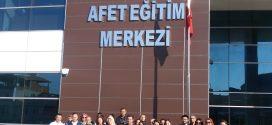 Ankara Genel Müdürlük ve Şube personelimiz Bursa Afet Eğitim Merkezinde, İlk Yardım Eğitimi aldı