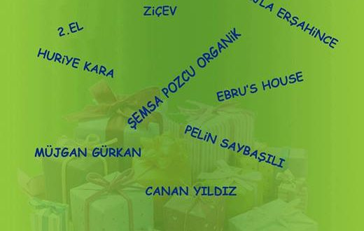 """Sevgili Mersinliler, Mersin şubemizin 8-9 Aralık 2018 tarihlerinde """"Yılbaşı Hediye Şenliği""""nde açacağı standa sizleri de bekliyoruz"""