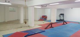 ZİÇEV Antalya şubemizin spor salonu ile müzik odası genişledi ve yenilendi