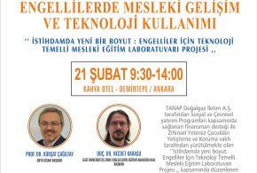 21 Şubat 2019 Perşembe günü bütün Ankaralıları TANAP Projemizin Açılış Toplantısına ve ilk Paneline bekleriz