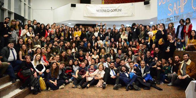 """ODTÜ Lodos Topluluğu'nun """"Yeteneği Görün"""" etkinliğinde ZİÇEV Ankara gençleri sahne aldı"""