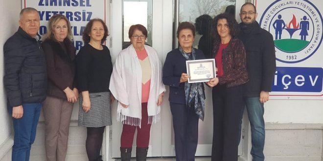 ESET Türkiye, her yıl olduğu gibi 2019 yılında da Vakfımıza program bağışında bulundu