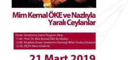 ZİÇEV İzmir gençleri, Katip Çelebi Üniversitesi'nin 21 Mart etkinliğinde yer alıyor
