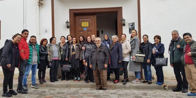 15-16 Nisan 2019: ZİÇEV Şubeler Koordinasyon Toplantısı