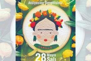 Sevgili Antalyalılar, 28 Mayıs 2019 Salı günü sizleri Vakfımız yararına Punch Atölyesine katılmaya davet ediyoruz. Katılım sınırlı olacağından yerinizi hemen ayırtın :)