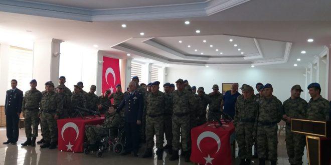 16 Mayıs 2019: Öğrencilerimizin askerlik eğitimi, töreni ve heyecanı :)