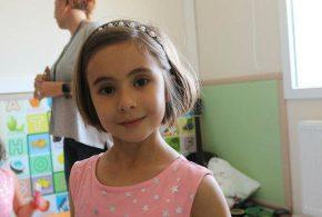 ZİÇEV'in Minik Gruplarda İlk Mezunu: Büşra İnci Durmaz